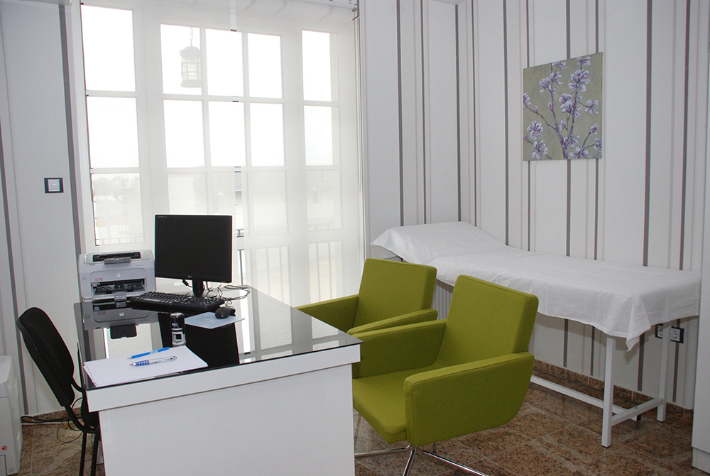 Reumatológia konzultációs szoba